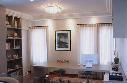 Home Office executado pela Simonetto